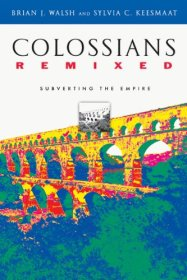 Colossians Remixed Cover