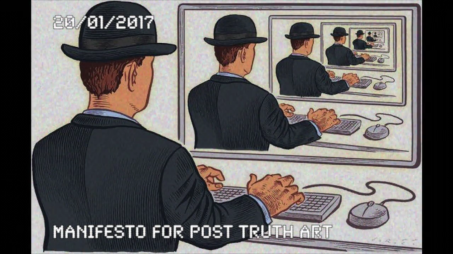 manifesto for post truth art