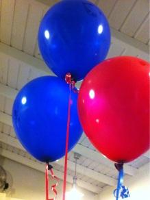XP balloons