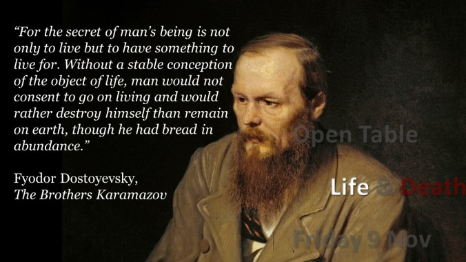 Dostoyevsky quote
