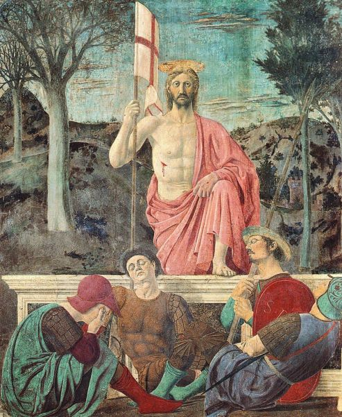 Piero della Francesca, Resurrection