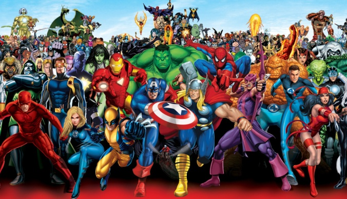 marvel_superheroes